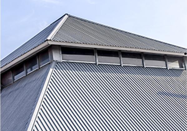 金属屋根(ガルバリウム銅板)