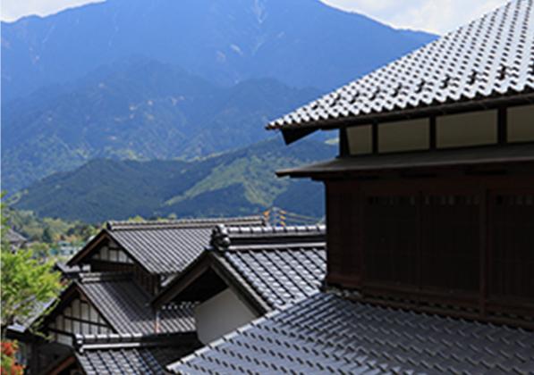 瓦屋根(日本瓦・陶器瓦・セメント瓦)