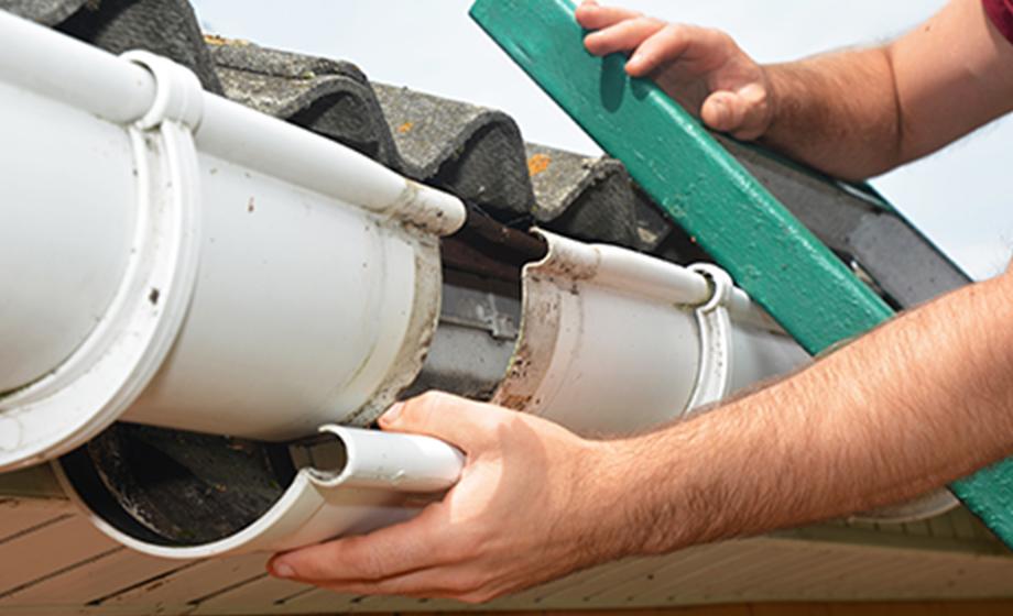 雨漏り・雨樋修理