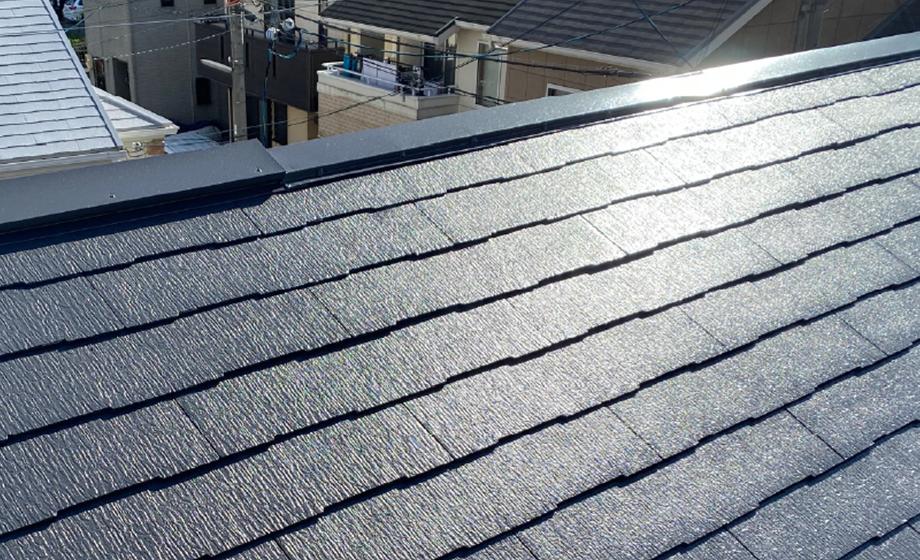 屋根の暑さ対策